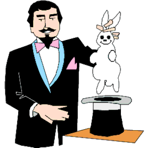 Magician clipart #9, Download drawings