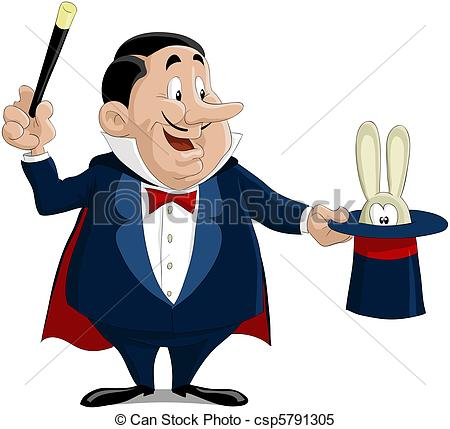 Magician clipart #4, Download drawings