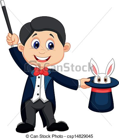 Magician clipart #3, Download drawings