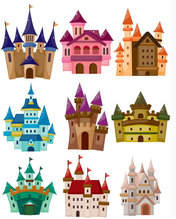 Magnificent Castle clipart #9, Download drawings