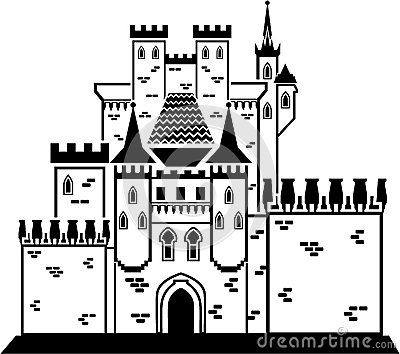 Magnificent Castle clipart #20, Download drawings