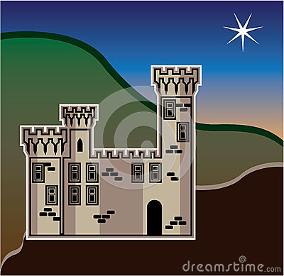 Magnificent Castle clipart #5, Download drawings