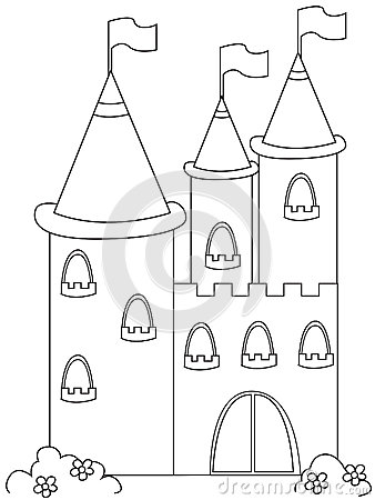 Magnificent Castle clipart #18, Download drawings