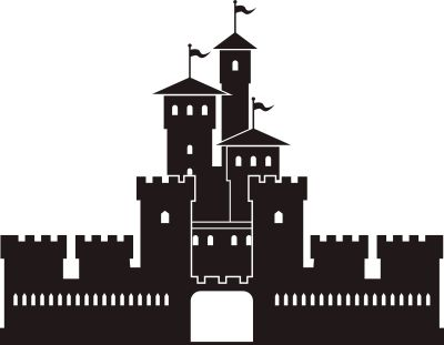 Magnificent Castle svg #10, Download drawings