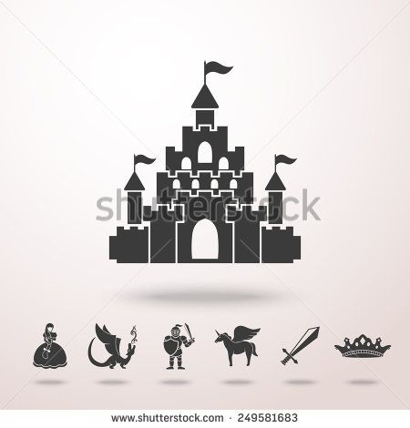 Magnificent Castle svg #15, Download drawings