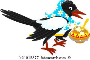 Magpie clipart #8, Download drawings