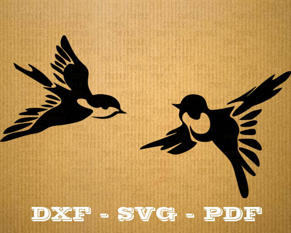 Magpie svg #4, Download drawings