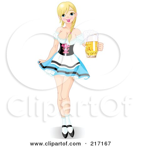Maiden clipart #5, Download drawings