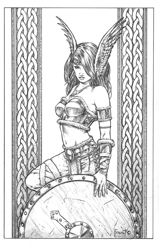 Maiden coloring #11, Download drawings