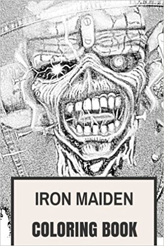 Maiden coloring #15, Download drawings