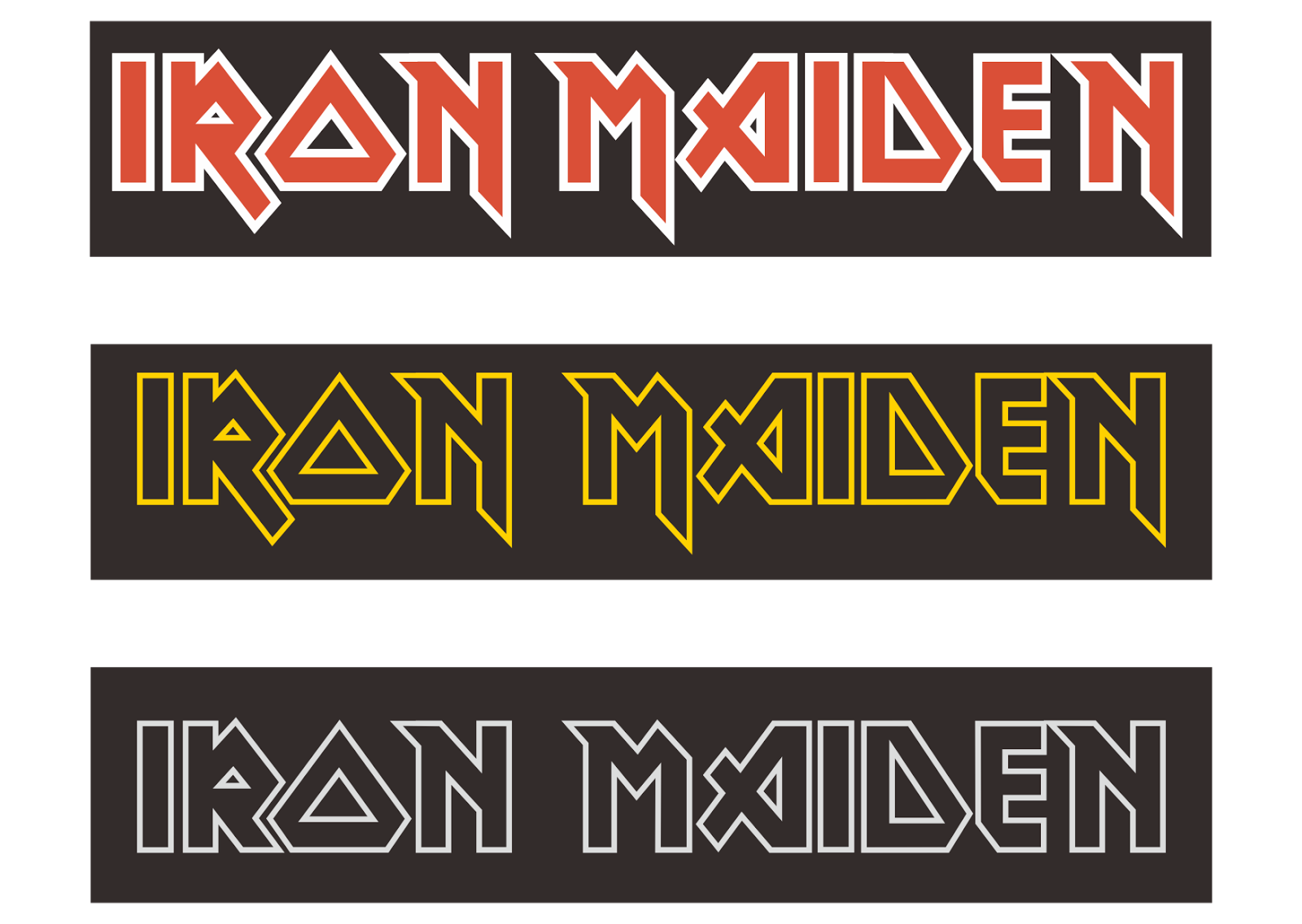 Maiden svg #15, Download drawings