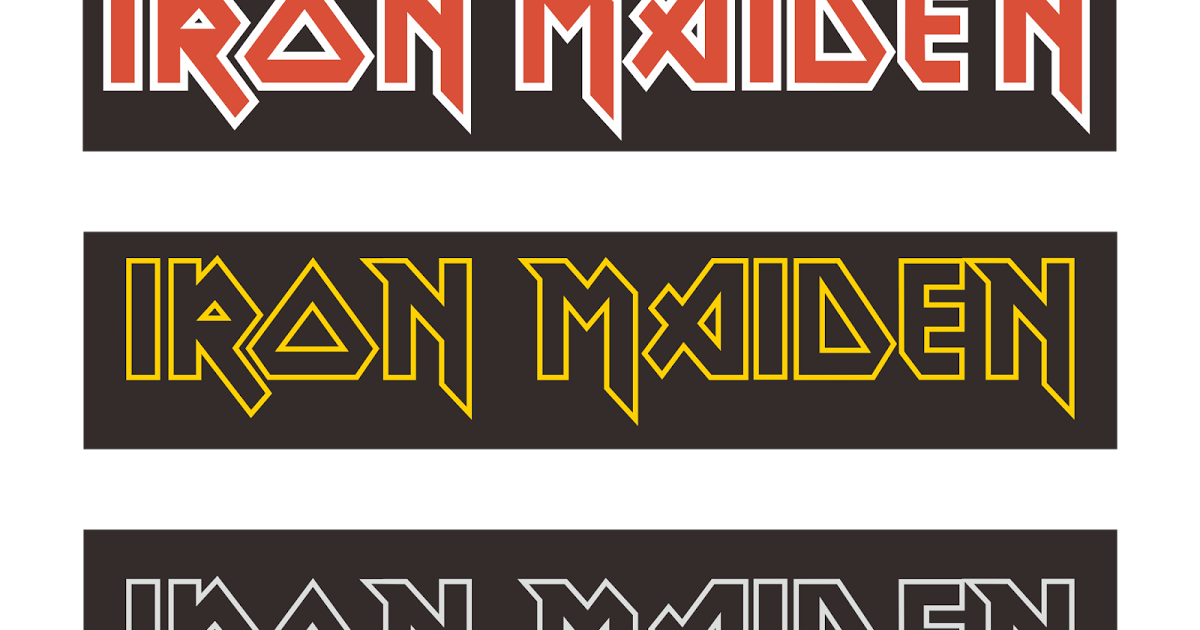 Maiden svg #2, Download drawings