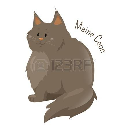 Maine Coon clipart #10, Download drawings