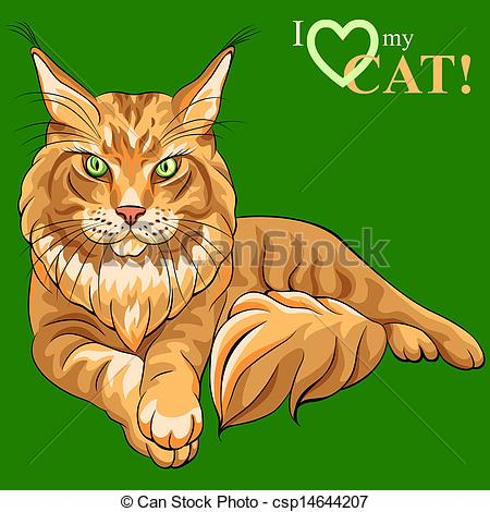 Maine Coon clipart #9, Download drawings