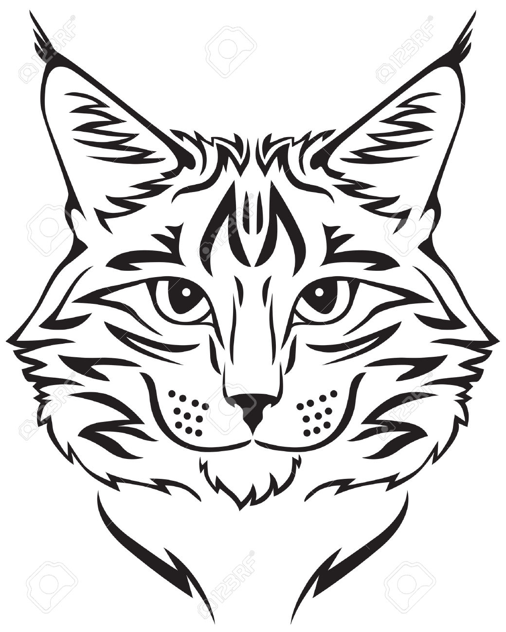 Maine Coon clipart #6, Download drawings
