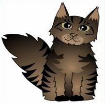 Maine Coon clipart #2, Download drawings