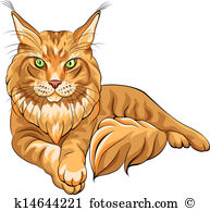 Maine Coon clipart #16, Download drawings