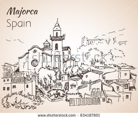 Majorca coloring #18, Download drawings