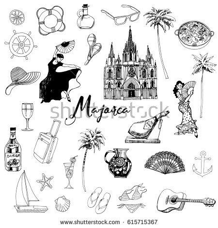 Majorca coloring #20, Download drawings
