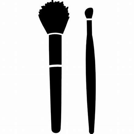 makeup brush svg #1071, Download drawings