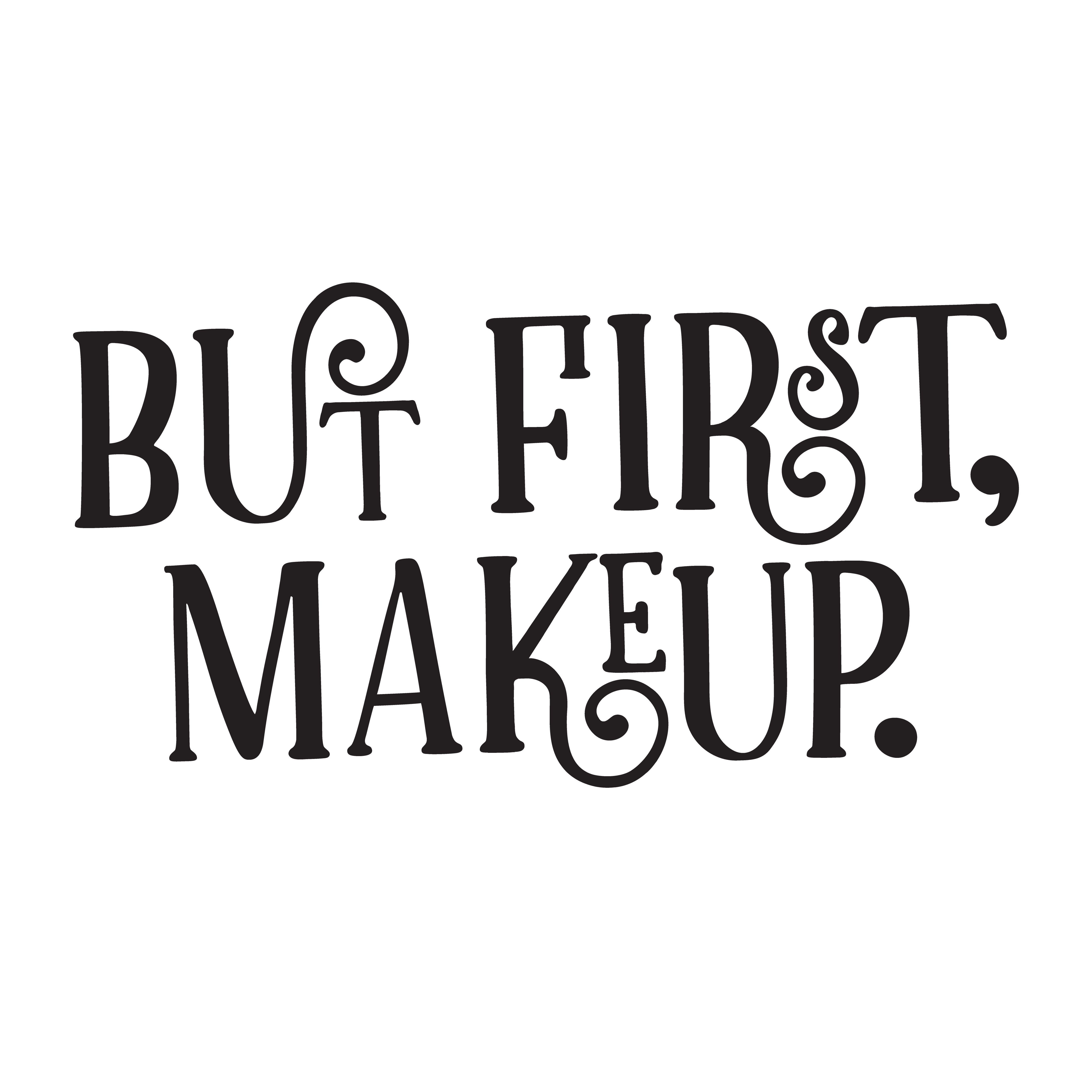Makeup svg #6, Download drawings