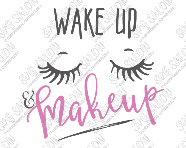 Makeup svg #2, Download drawings