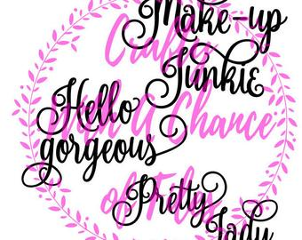 Makeup svg #535, Download drawings