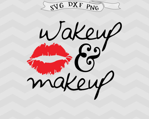 Makeup svg #12, Download drawings