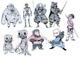 Makkon coloring #12, Download drawings