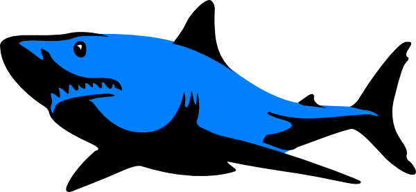 Mako Shark clipart #1, Download drawings
