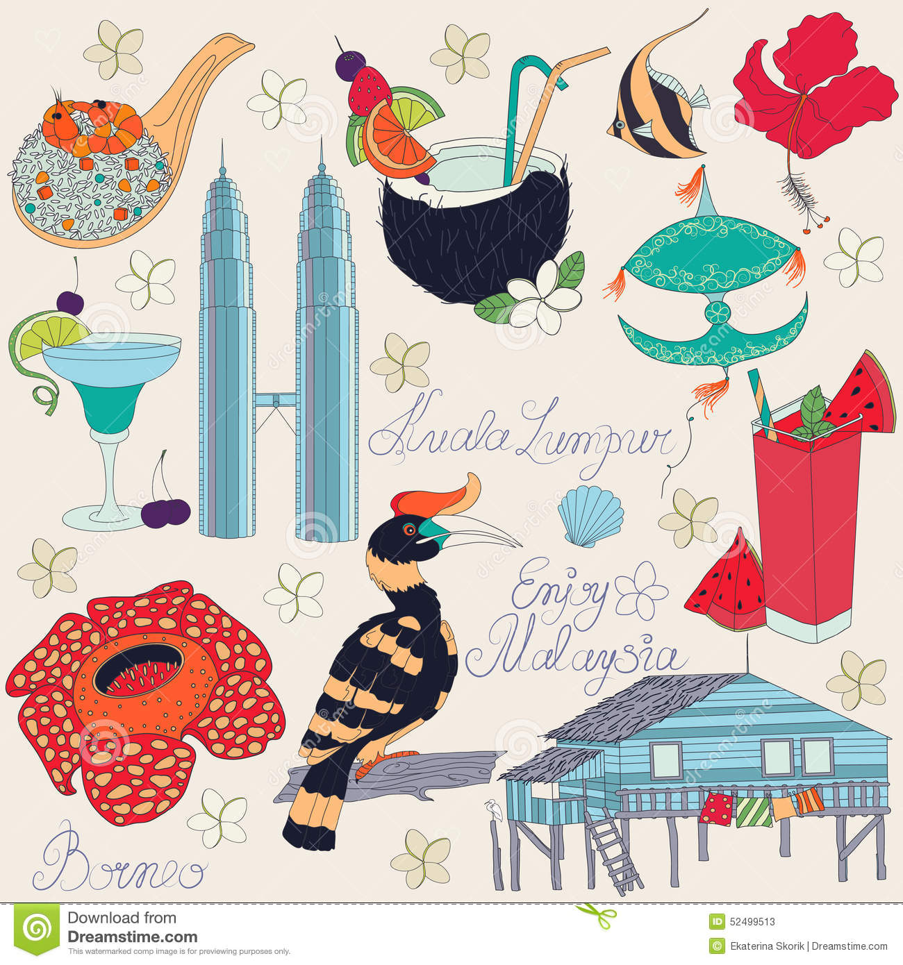 Malaysia clipart #11, Download drawings