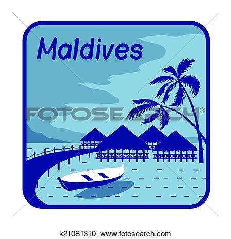Maldives clipart #14, Download drawings