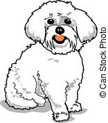 Maltese clipart #20, Download drawings