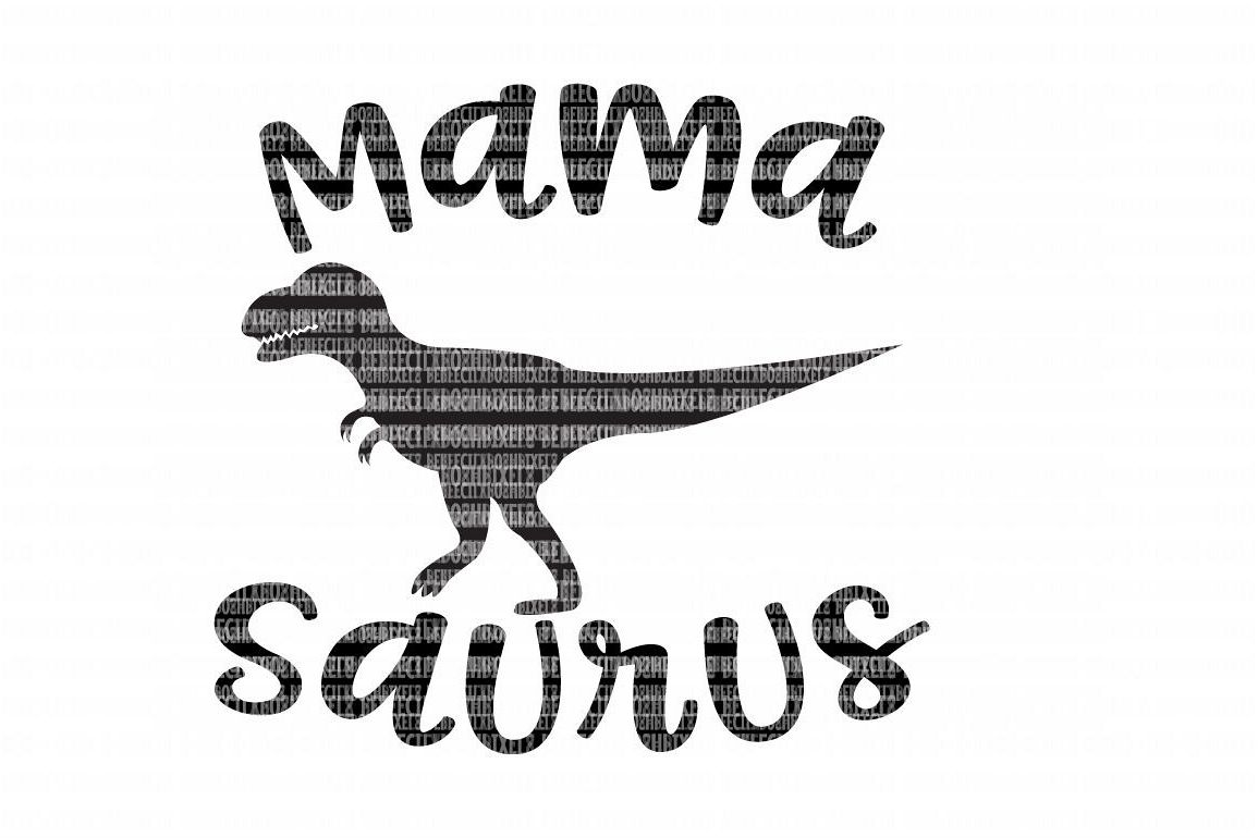 mamasaurus svg #1107, Download drawings
