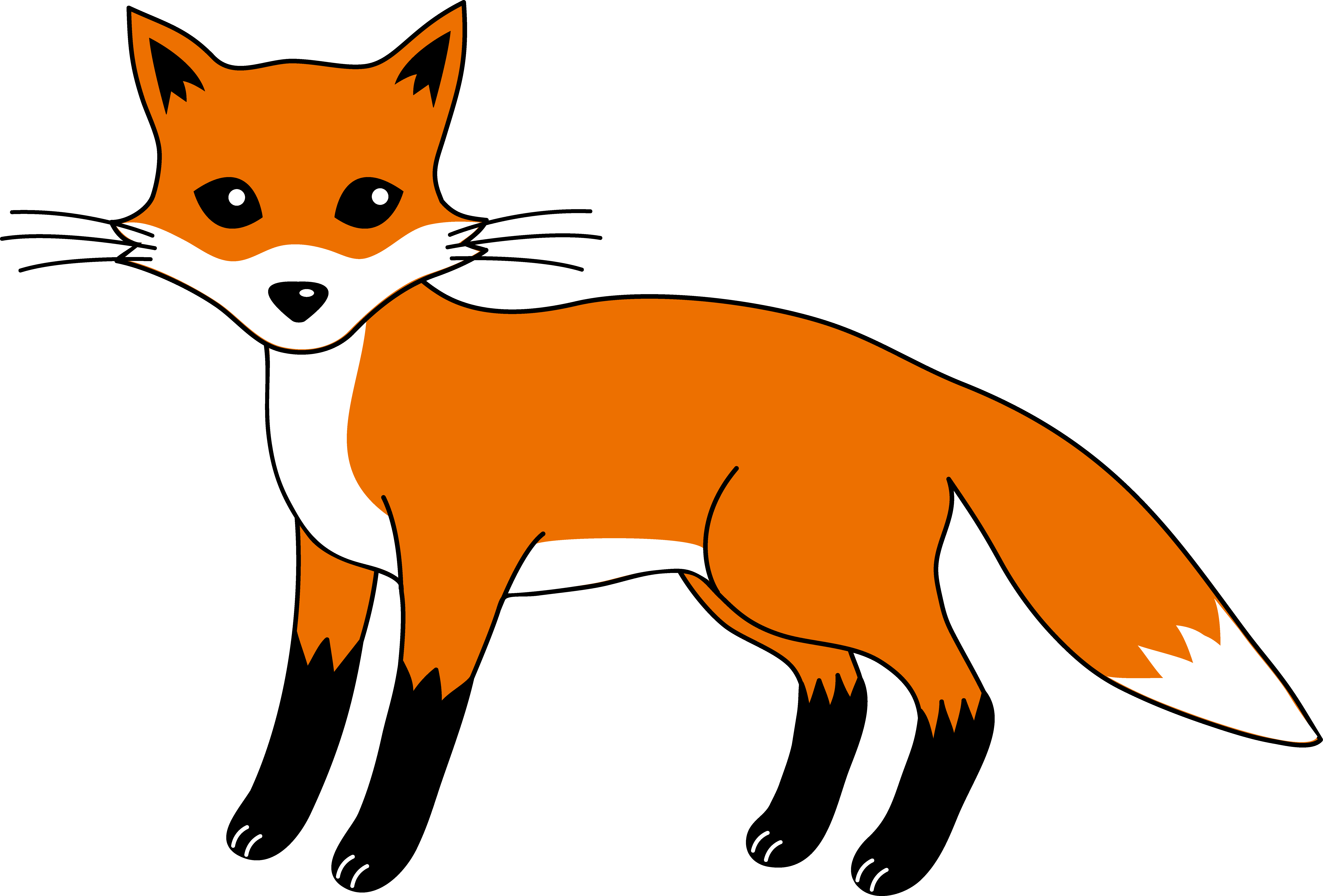 Red Fox clipart #6, Download drawings