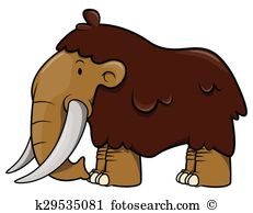 Mammoth clipart #12, Download drawings
