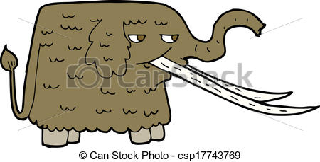 Mammoth clipart #1, Download drawings