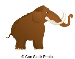 Woolly Mammoth clipart #1, Download drawings