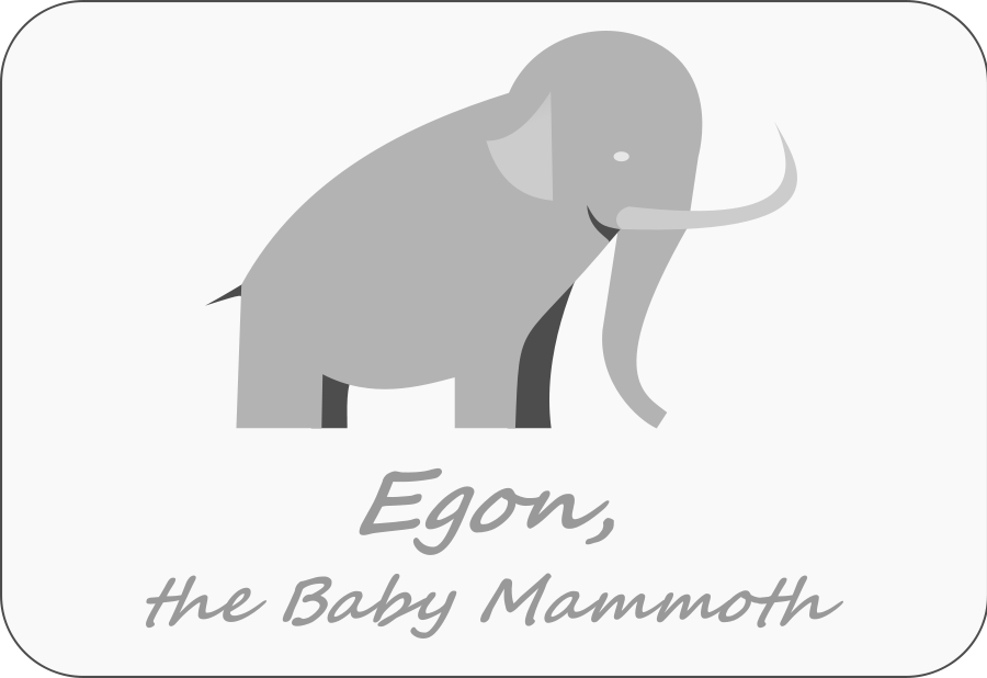 Mammoth svg #8, Download drawings