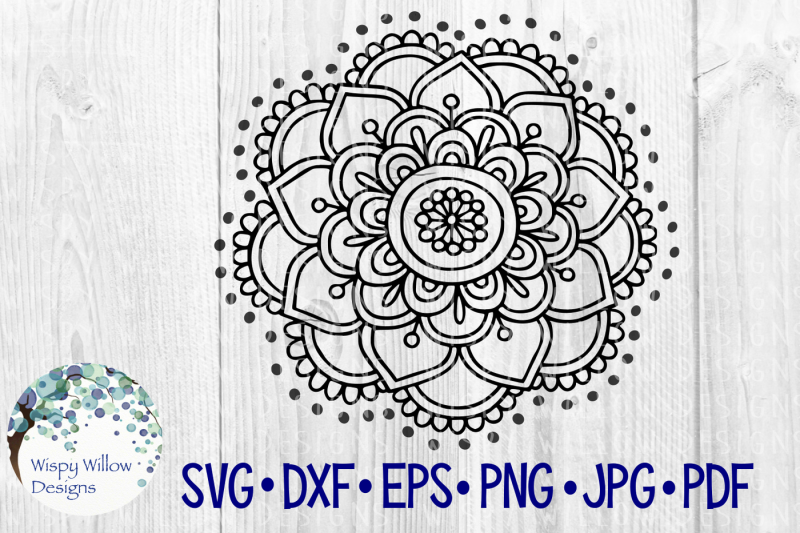 mandala flower svg #882, Download drawings