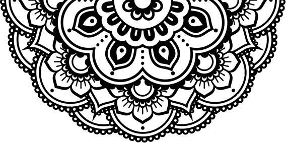 mandala flower svg #885, Download drawings