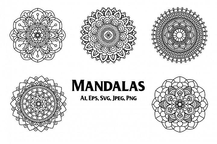 mandala svg free #768, Download drawings