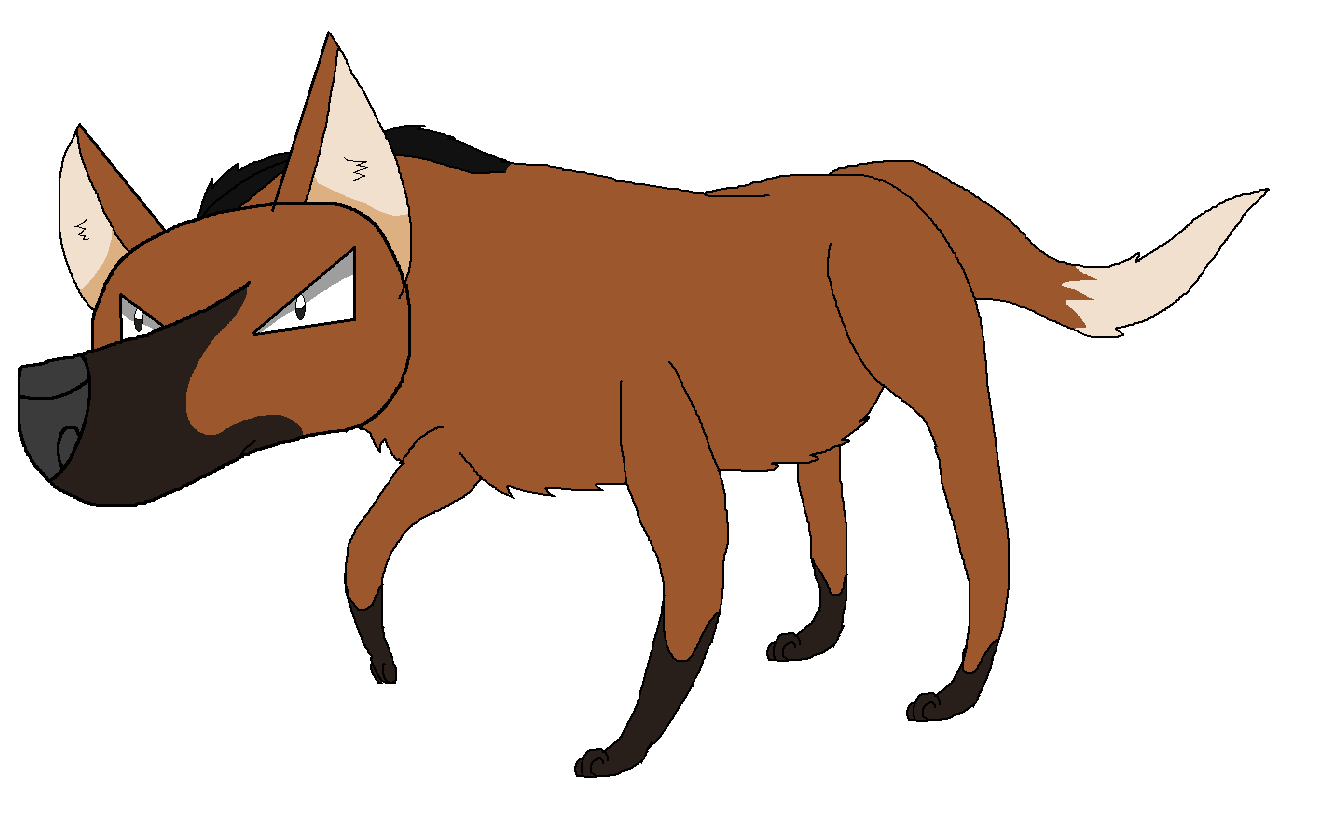 Maned Wolf clipart #5, Download drawings