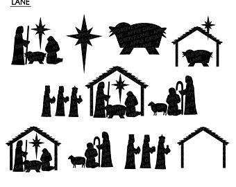 manger svg #1251, Download drawings
