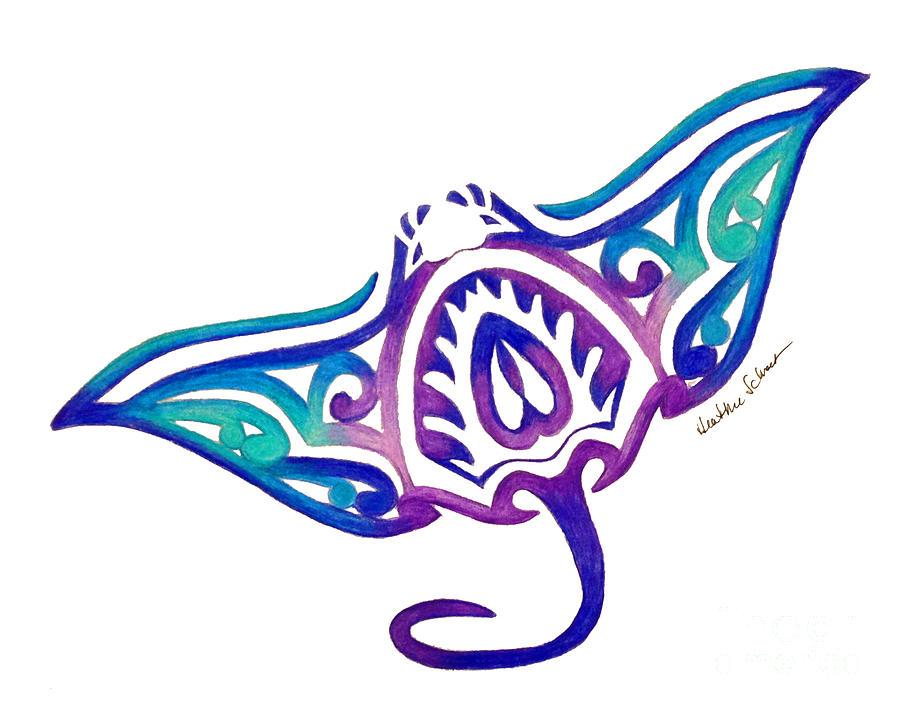 Manta Ray clipart #3, Download drawings