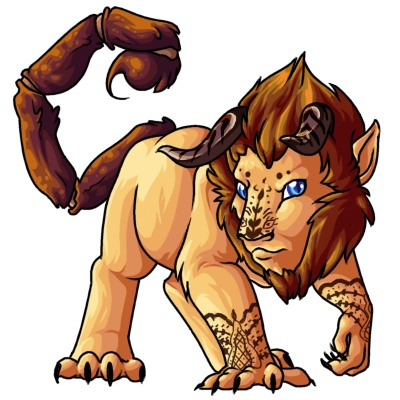Manticore clipart #17, Download drawings