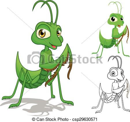 Mantis clipart #7, Download drawings
