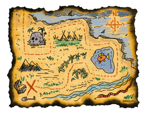 Map clipart #5, Download drawings
