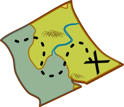 Map clipart #15, Download drawings