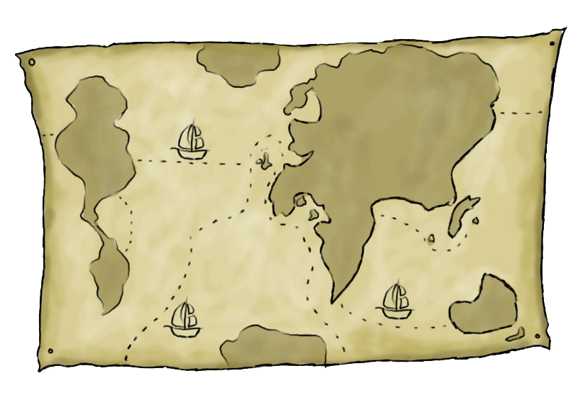 Map clipart #18, Download drawings